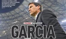 غارسيا... الرجل القوي في أولمبيك مارسيليا
