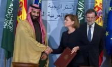إسبانيا تلتزم بصفقة الأسلحة مع السعودية وتبيعها 400 قنبلة