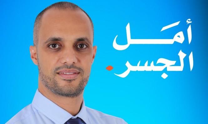 جسر الزرقاء: إطلاق الحملة الانتخابية للمرشح سامي جربان