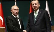 إردوغان يجتمع مجددا ببوتين لبحث التطورات في إدلب