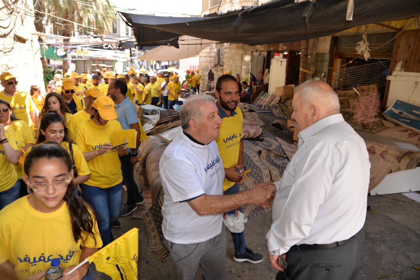 جبهة الناصرة: لا بد من إسقاط علي سلام وعربدته