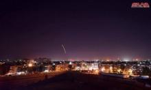 سورية: غارات إسرائيلية قرب مطار دمشق