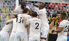 مانشستر يونايتد يلحق الخسارة الأولى بواتفورد