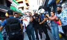 إسطنبول: اعتقال 20 متظاهرا احتجوا على احتجاز مئات العمال