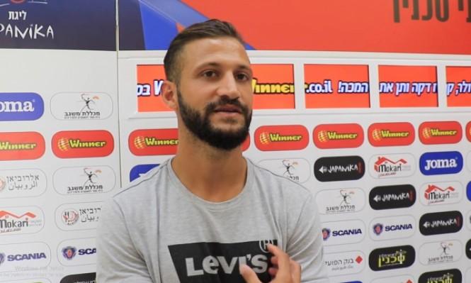 محمد غدير: قادرون على تحقيق أهدافنا هذا الموسم