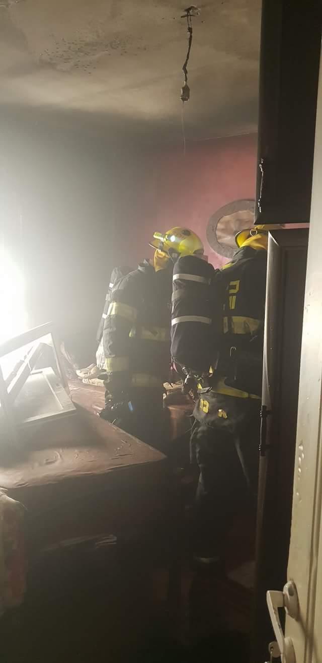 حريق في منزل بمجد الكروم وآخر بمخازن في عكا
