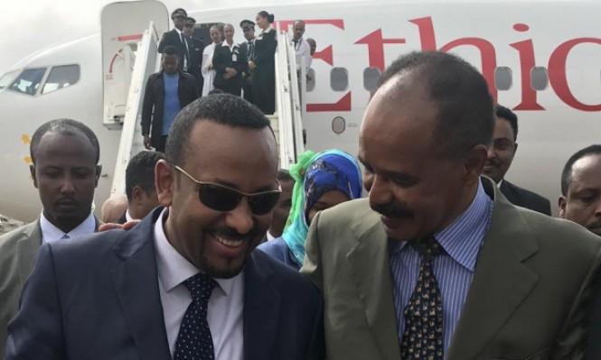 أثيوبيا وإرتريا يوقعان اتفاق سلام جديد بالسعودية