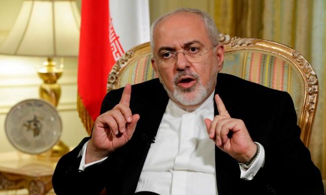 ظريف: إيران لن تضيع وقتها بمزيد من المفاوضات مع أميركا
