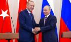 قمة بوتين - إردوغان: لا عملية عسكرية في إدلب