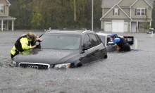بعد الإعصار: مدن أميركية تتأهب لفيضانات