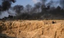 إصابات في قمع الاحتلال للمسير البحري الثامن