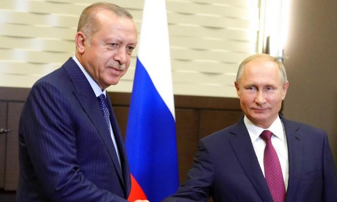 إدلب على طاولة بوتين وإردوغان في سوتشي