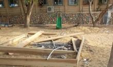سكان في اللقية: أوضاع المؤسسات التعليمية متردية