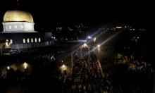 مؤسسة: إسرائيل تكرس لتقسيم الأقصى مكانيا