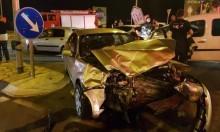 إصابتان خطيرتان بشجار وحادث طرق في البعنة وكفر ياسيف