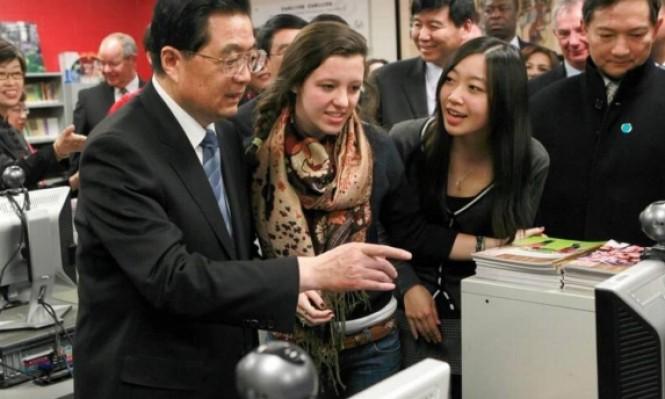 """""""شراهة"""" الصين العلمية: تضاعف إنفاقها على البحث العلمي"""