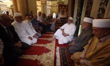 مفتي فلسطين: اقتحام الاحتلال للمسجد الأقصى سياسة عدوانية حاقدة