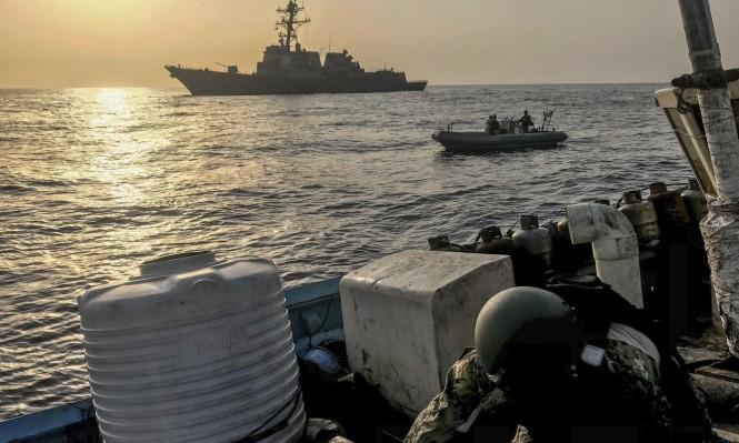 اليمن: مقتل 18 صيادا قبالة ميناء خوخة