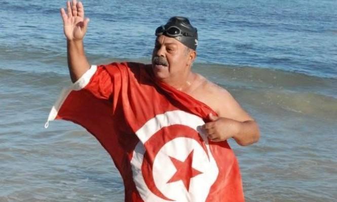 بعمر 66: سباح تونسي يحطم رقمًا قياسيًّا جديدًا!