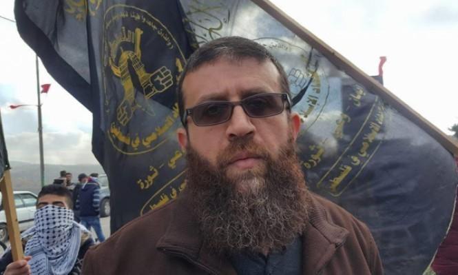 منع المحامين من زيارة الأسير المضرب خضر عدنان
