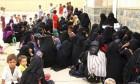 تحالف السعودية يتسبب بنزوح 76 ألف عائلة من الحديدة