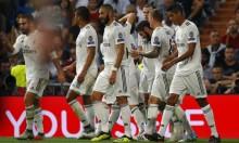 ريال مدريد يقهر روما بثلاثية نظيفة