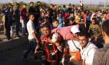 غزة: استشهاد فتى في مواجهات شرق رفح