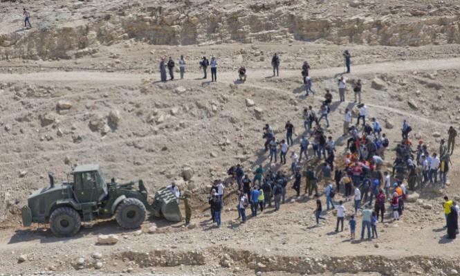 """البرلمان الأوروبي: """"هدم الخان الأحمر الفلسطيني جريمة حرب"""""""