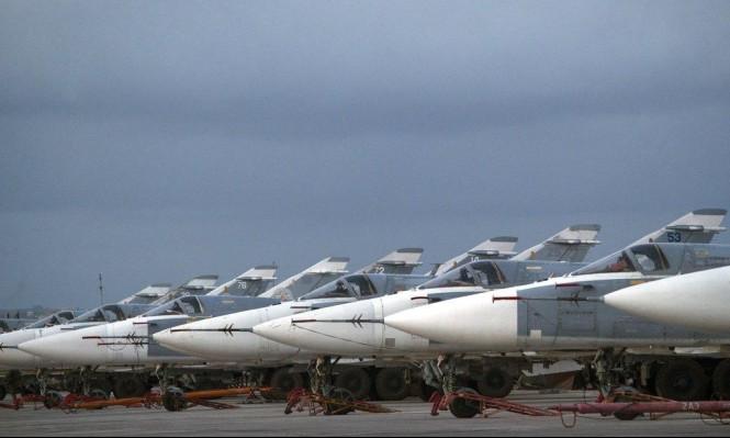 روسيا تغلق مناطق بحرية واسعة شرقي المتوسط