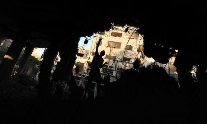 غزة: إصابات بقصف للاحتلال الإسرائيلي