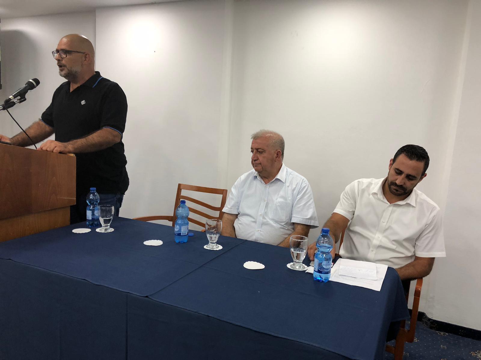 """""""شباب التغيير"""" والعفيفي: العمل بدأ لإنهاء """"حقبة غير مريحة"""" في الناصرة"""