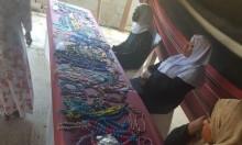 سوق شعبي لمنتجات عربية من صنع نساء النقب
