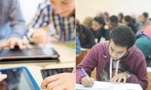 عن لجنة متابعة قضايا التعليم العربي - لقاء مع المربي شرف حسان