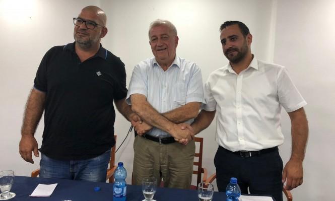 """""""شباب التغيير"""" والعفيفي: العمل بدأ لإنهاء حقبة غير مريحة في الناصرة"""
