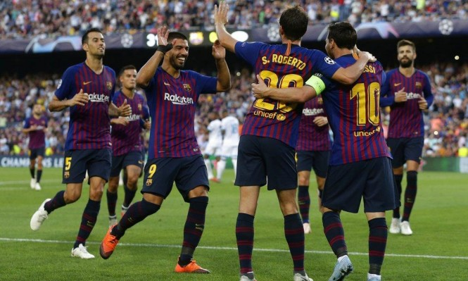 برشلونة يبدي اهتمامه بموهبة برازيلية