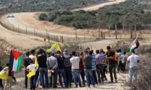 مزارعون يعتصمون في جنين وعشرات المستوطنين يقتحمون الخليل