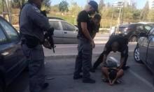 اعتقال فلسطيني بزعم التخطيط لتنفيذ عملية بالعفولة