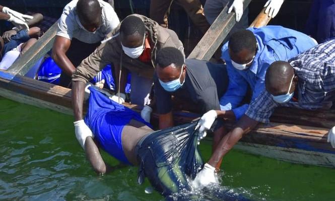 تنزانيا: ارتفاع عدد ضحايا انقلاب عبارة فكتوريا إلى 167