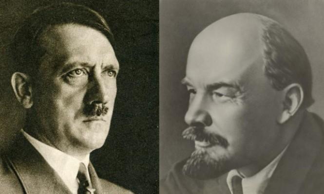 لينين يُعادي هتلر ... لكن في البيرو