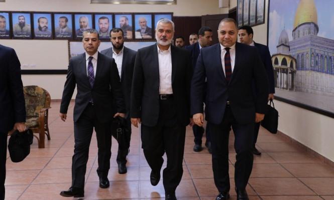 وفد من المخابرات المصرية في غزة اليوم لبحث التهدئة والمصالحة