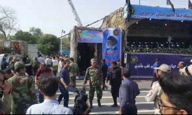 إيران: مقتل 8 جنود بهجوم عل عرض عسكري في الأهواز