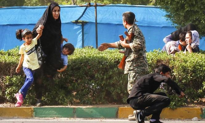 روحاني يتوعد مدبري هجوم الأهواز وطهران تتهم 3 دول