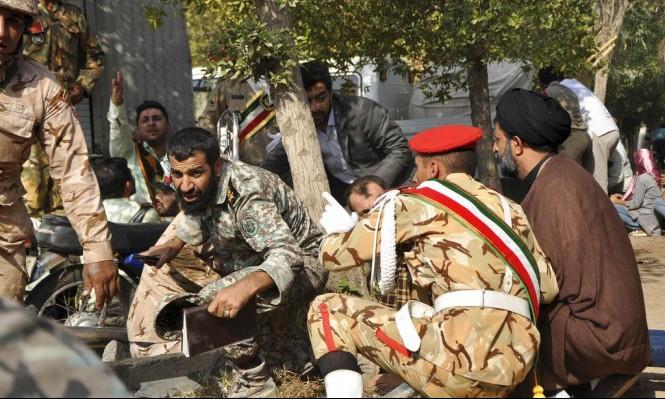 إيران: ارتفاع عدد ضحايا هجوم الأهواز إلى 24