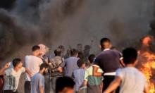 """حماس تؤكد: وقف مباحثات """"التهدئة"""""""