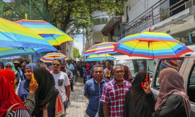 الانتخابات في المالديف