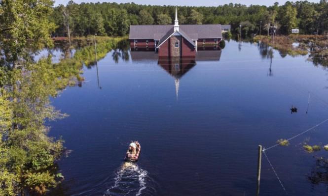 فيضانات في جنوب كارولاينا