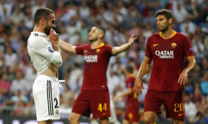 ريال مدريد قلق بسبب إصابة أحد نجومه