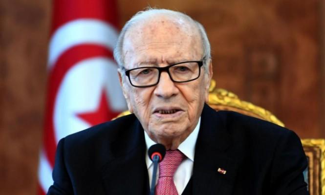 """السبسي يعلن نهاية توافق """"نداء تونس"""" مع حركة """"النهضة"""""""