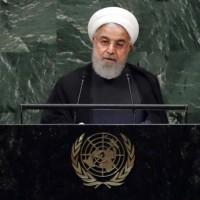 روحاني: إسرائيل أكبر خطر على المنطقة