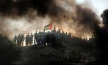 غزة: تصاعد وتيرة الفعاليات الاحتجاجية إثر توقف مباحثات التهدئة
